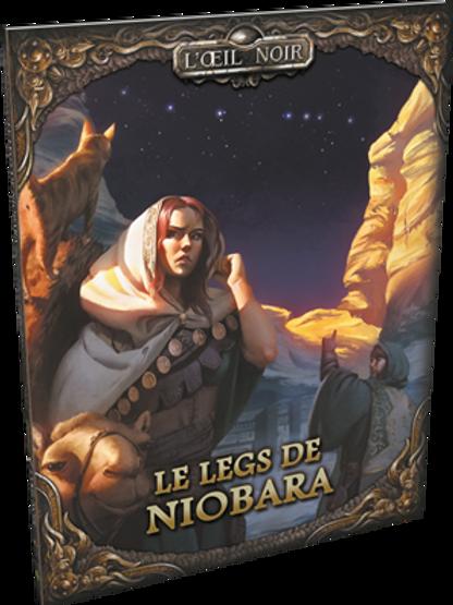 L'OEIL NOIR : LE LEGS DE NIOBARA