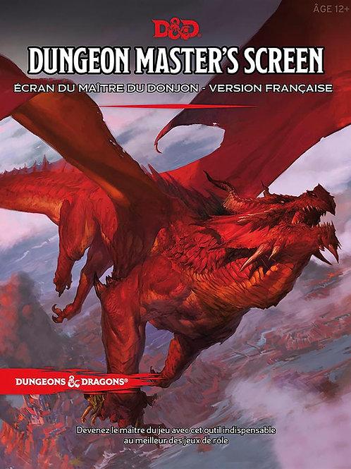 DUNGEONS & DRAGONS 5 : ECRAN DD5 FR