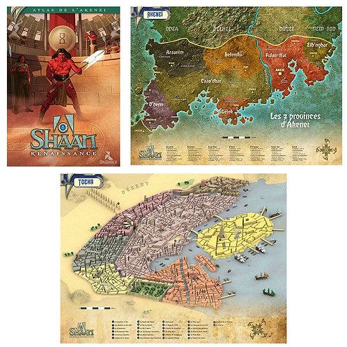 SHAAN – Atlas Akeneï et Poster Akeneï/Toeka