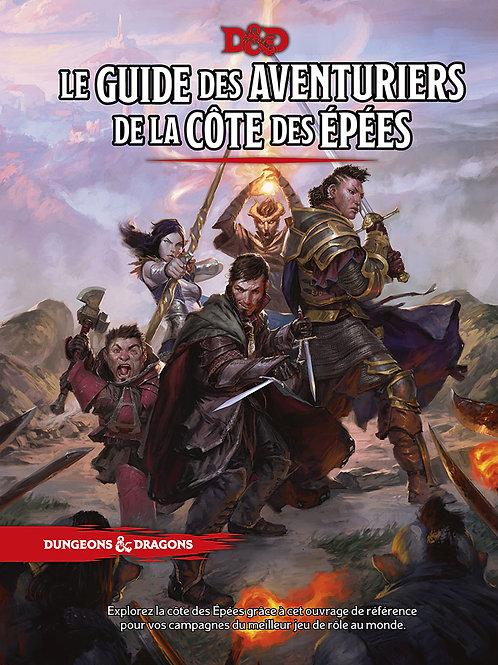 DUNGEONS & DRAGONS 5 : LE GUIDE DES AVENTURIERS DE LA CÔTE DES ÉPÉES