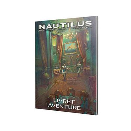 NAUTILUS : LIVRET D'AVENTURE
