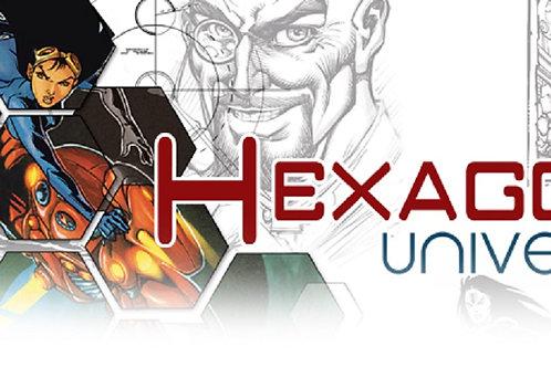 HEXAGON UNIVERSE : L'ÉCRAN DU MENEUR DE JEU