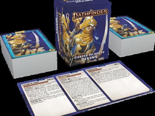 PATHFINDER 2 : CARTES DE SORTS DIVINS