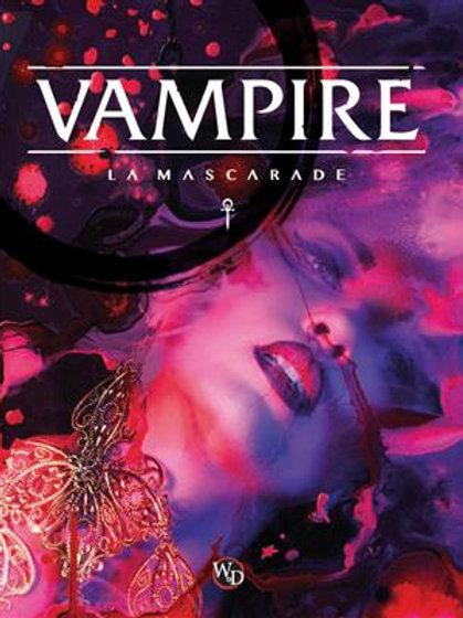 VAMPIRE LA MASCARADE V5