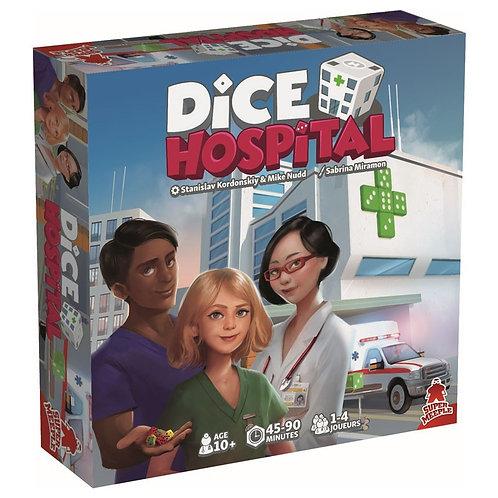 DICE HOSPITAL - Jeu de base