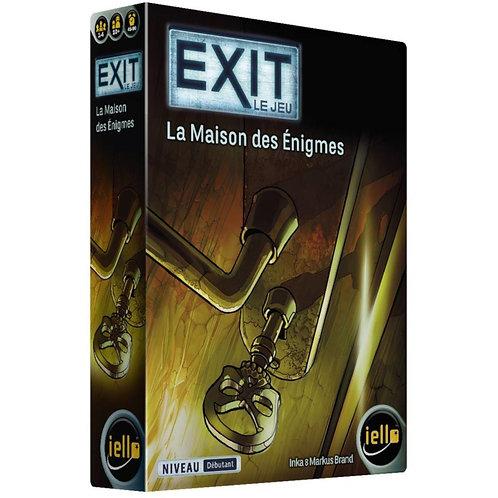 EXIT : LA MAISON DES ENIGMES (DÉBUTANT)