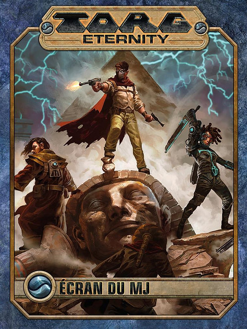 TORG ETERNITY : ECRAN DU MJ