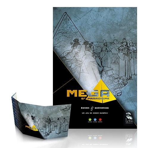 MEGA 5E PARADIGME - Ecran & Scénario