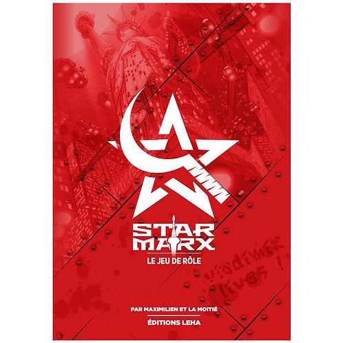 STAR MARX, le jeu de rôle - livre de base