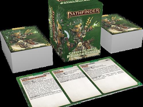 PATHFINDER 2 : CARTES DE SORTS PRIMORDIAUX