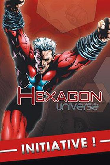HEXAGON UNIVERSE : INITIATIVE !
