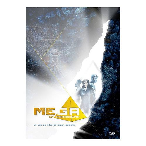 MEGA 5E PARADIGME -Livre De Base