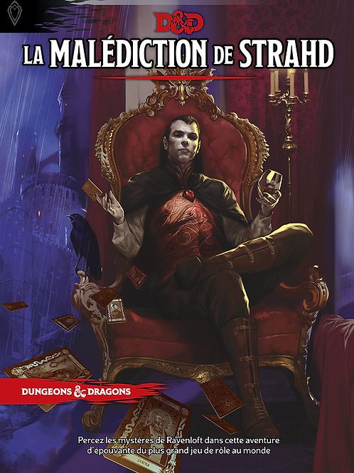 DUNGEONS & DRAGONS 5 : LA MALÉDICTION DE STRAHD