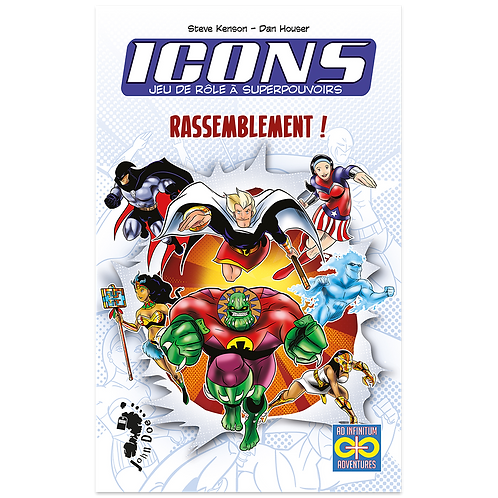 ICONS : RASSEMBLEMENT ! (BASE)