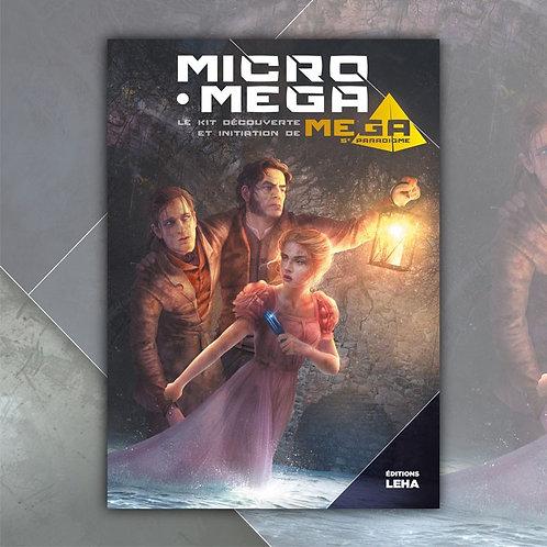 MEGA 5E PARADIGME - Micro Mega