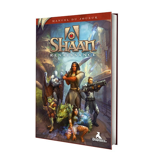 SHAAN – Le Manuel Du Joueur