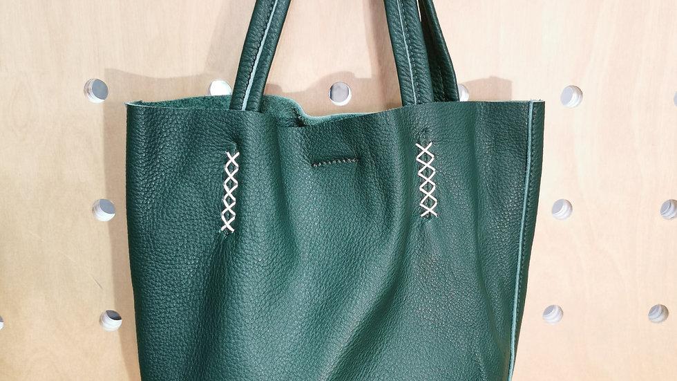 Genuine Leather Shoulder Bag LG80350