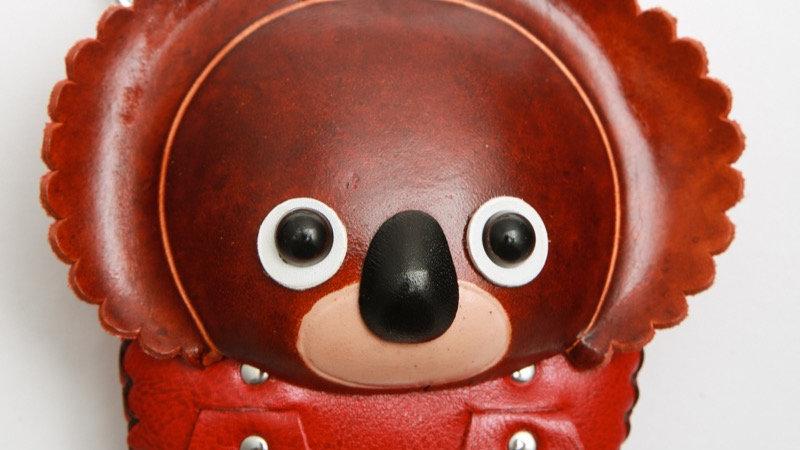 Red Koala