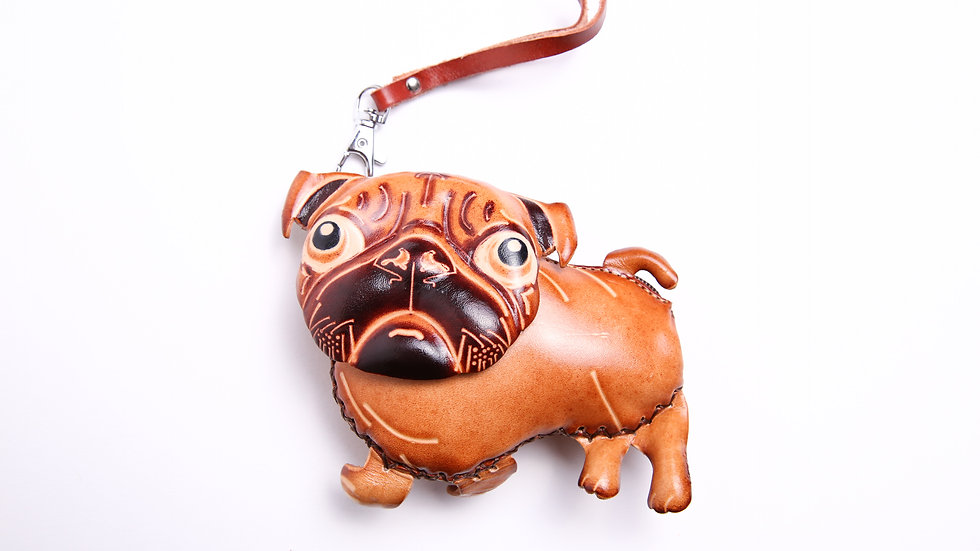 Small Pug Dog