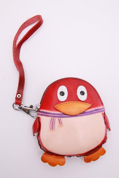 Red Penguin