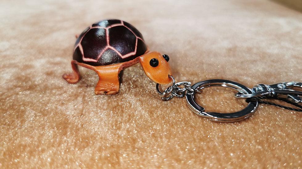 Turtle keyring