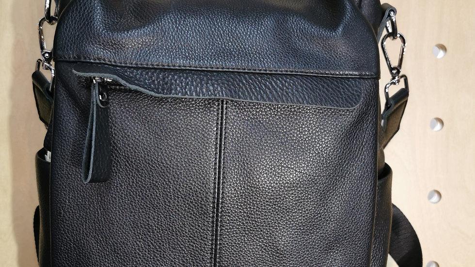 Genuine Leather Backpack LG80205