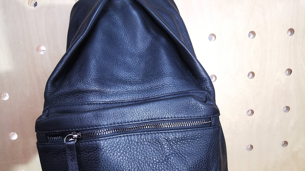Genuine Leather Backpack LG80307