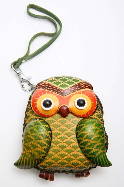 Small Green Owl