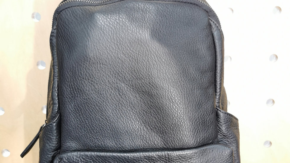 Genuine Leather Backpack LG20801-1