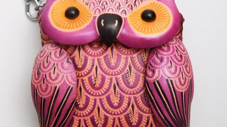 Big Purple Owl