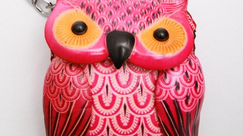 Big Pink Owl