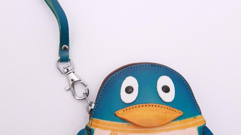 Blue Penguine