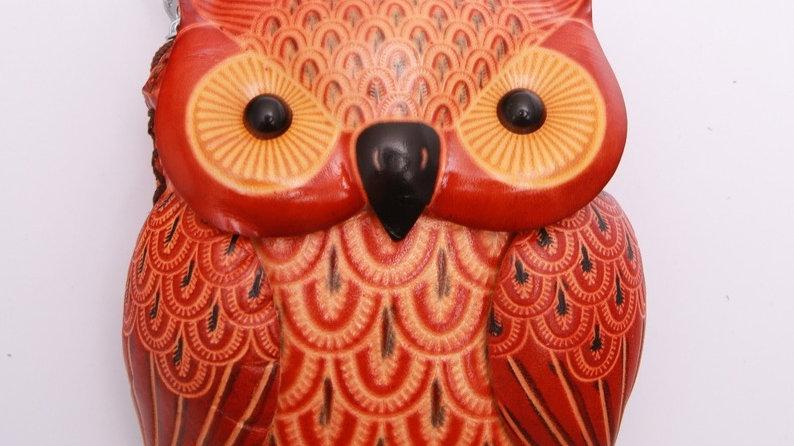 Big Red Owl