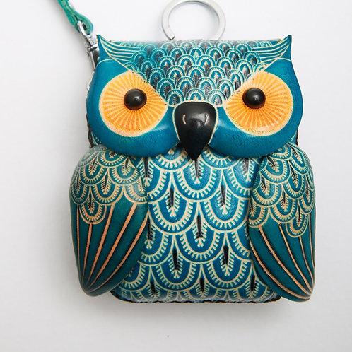 Big Blue Owl