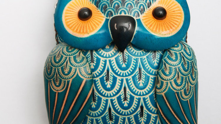 Big Blue Owl