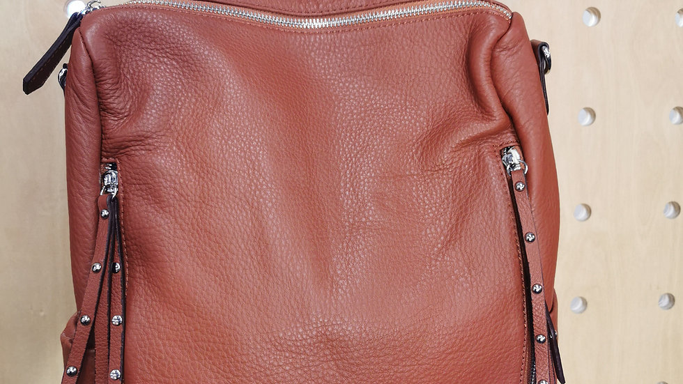 Genuine Leather Backpack LG80094