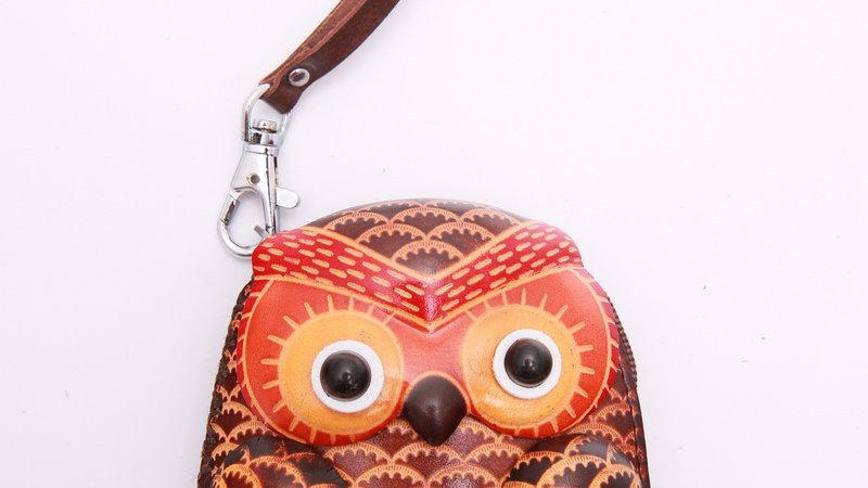 Small Coffee Owl