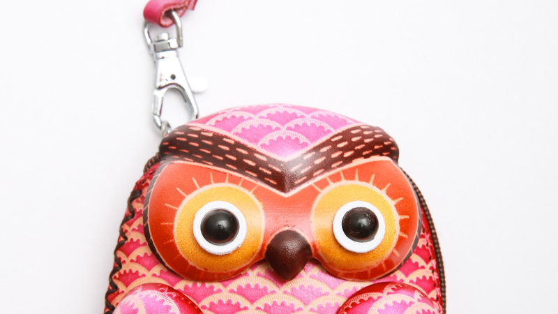 Small Pink Owl