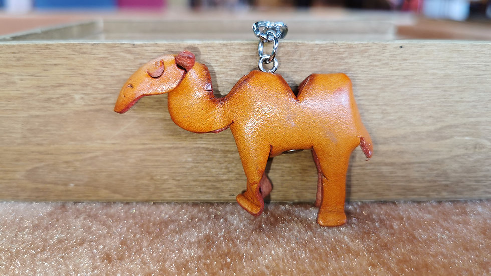 Camel keyring