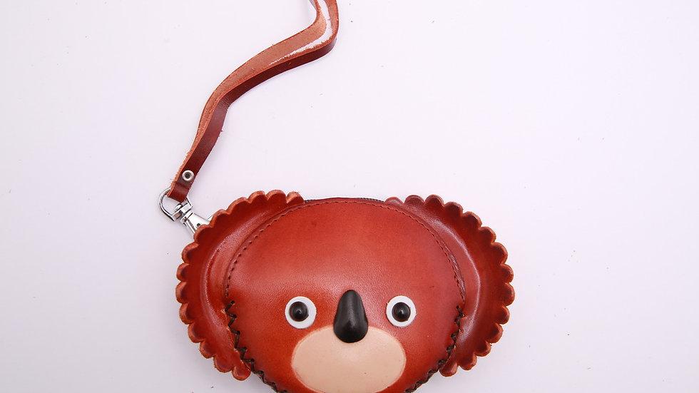 Red Koala Face