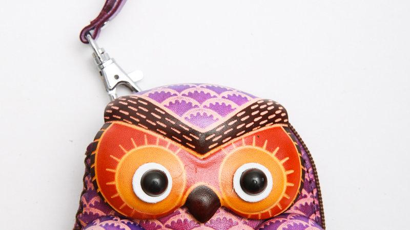 Small Purple Owl