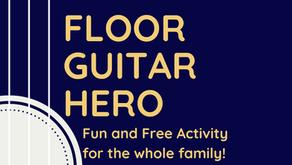 Floor Guitar Hero!
