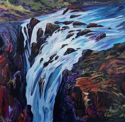 Englishman River Upper Falls SOLD