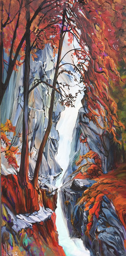 Look at the Bright Side 15 x 30 SOLD