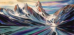 Enthralling Mt. Assiniboine SOLD