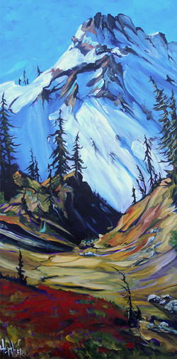 Ascension 15 x 30... SOLD