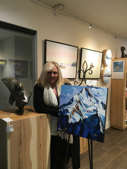 Berg Gallery Heather Pant