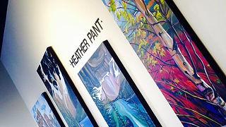 Heather Pant Artist