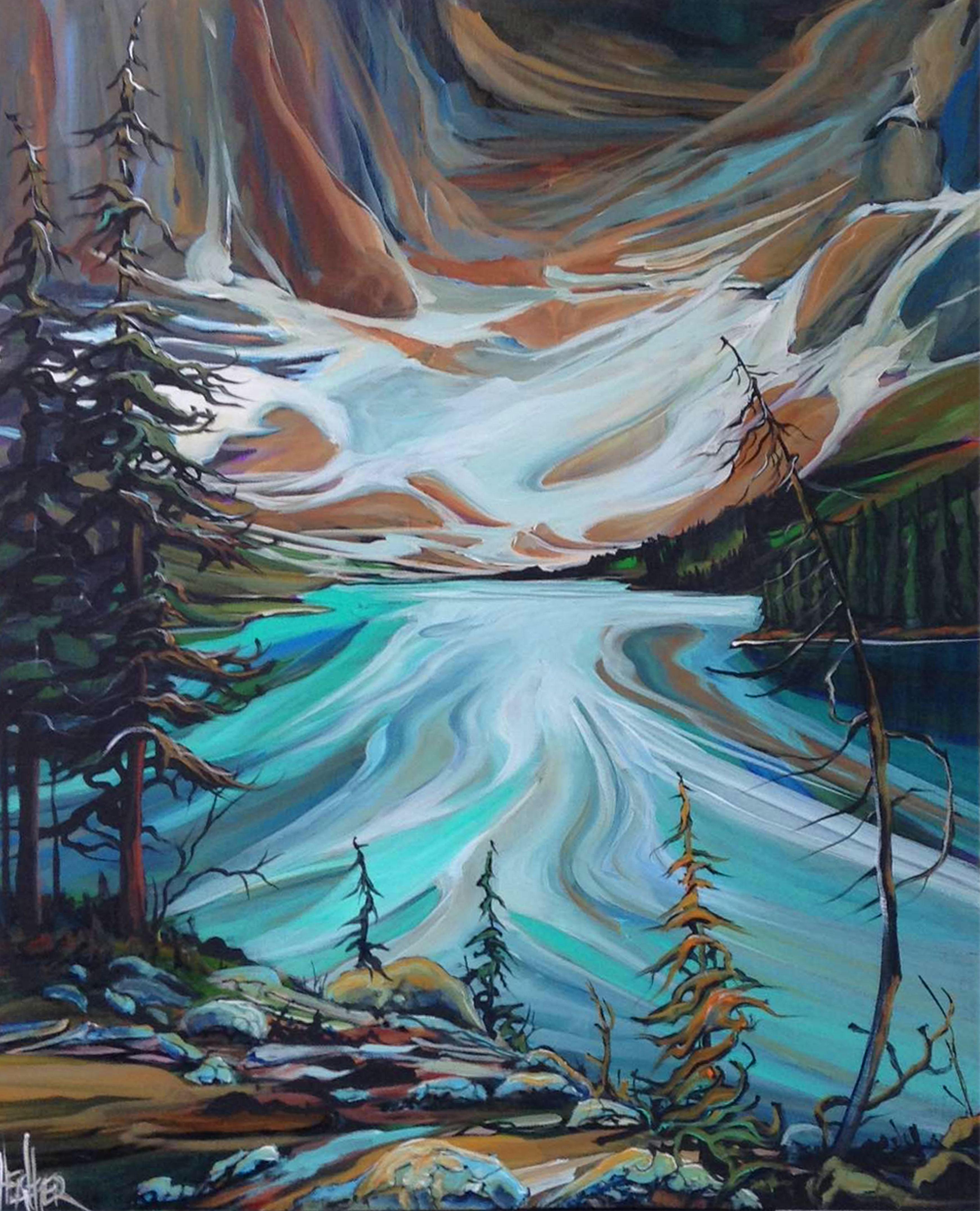 Rawson Lake Solitude & Peace..SOLD