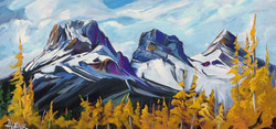 The Majestic Three Sisters..SOLD